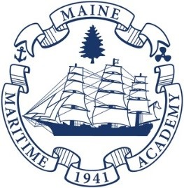 Logo for the Maine Maritime University